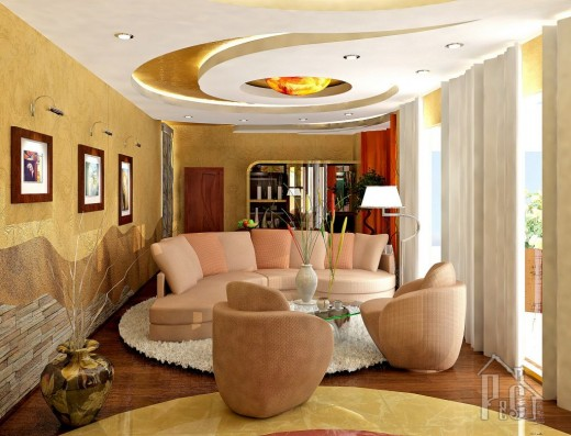 Как превратить скромную квартиру в шикарные апартаменты