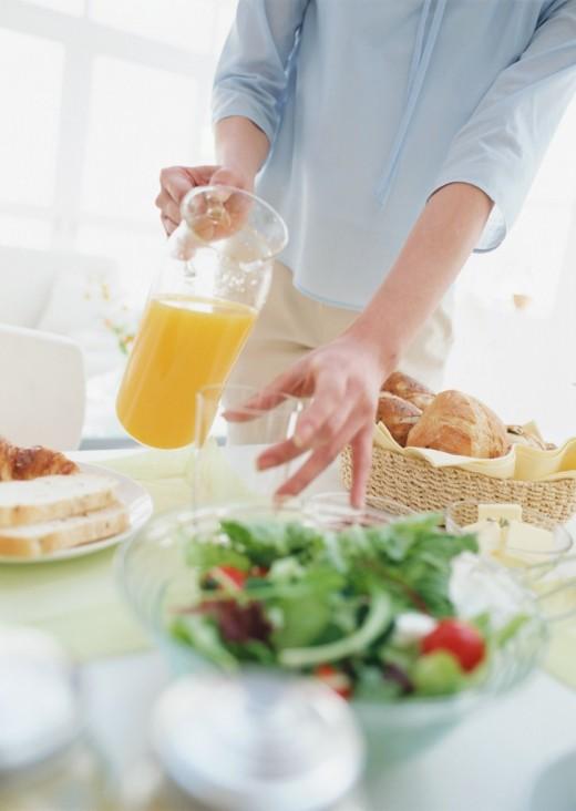 8 принципов питания, которые продлевают жизнь