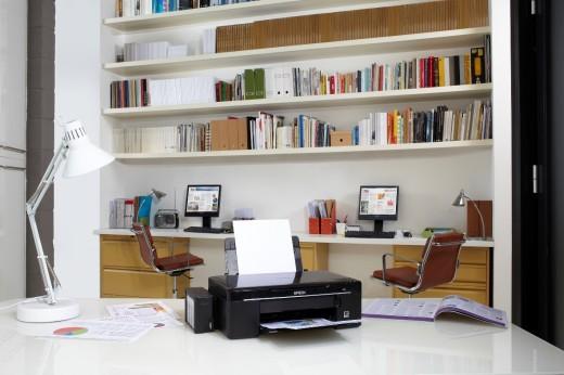 В чем польза домашнего принтера?