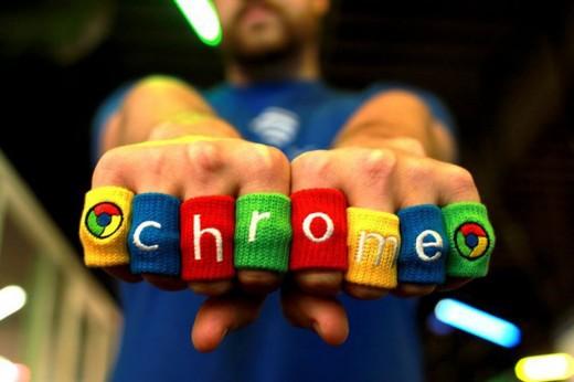Самым успешным браузером прошлого года стал Chrome