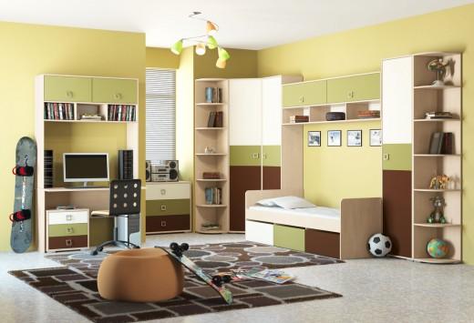 Стильная мебель на заказ по индивидуальным размерам