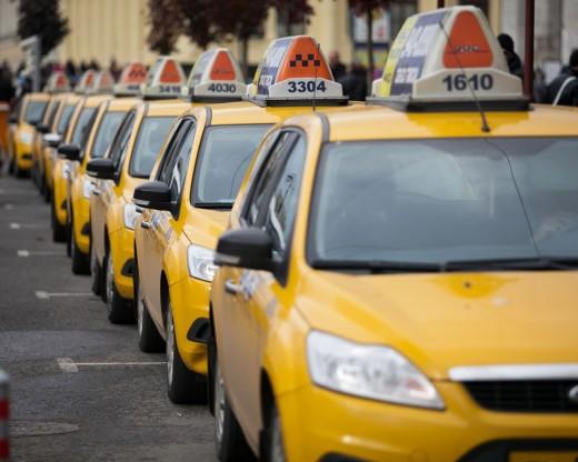 Желтые такси в Москве – знак качества