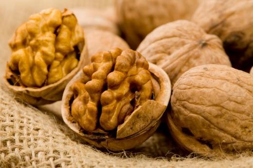 Грецкий орех — кладезь витаминов