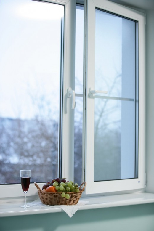 Пластиковые окна Калева: уют и тепло в квартире