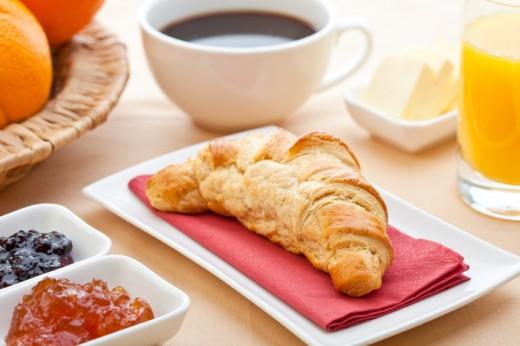 Завтрак по-питерски или как начнется утро в разных гостиницах Петербурга