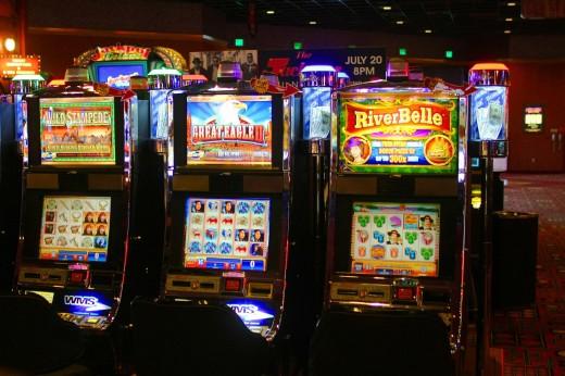Игровые автоматы бесплатно - отличный отдых в сети