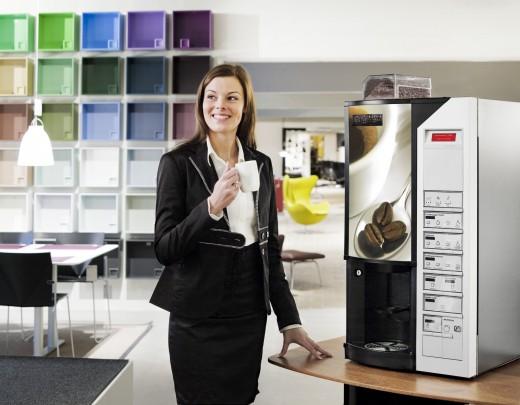 Аренда кофемашин для кофейного настроения в офисе
