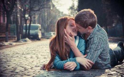 Целебные свойства поцелуя
