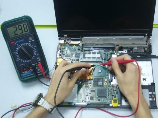 Выбираем сервис по ремонту ноутбуков - практические советы