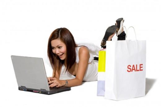 Почему сейчас так развита интернет-торговля?