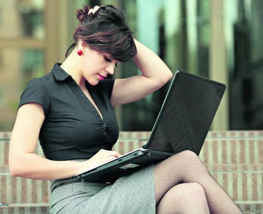 «Женское» лицо Интернета