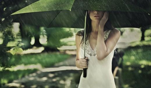 Зонты — стильные аксессуары для модниц и модников