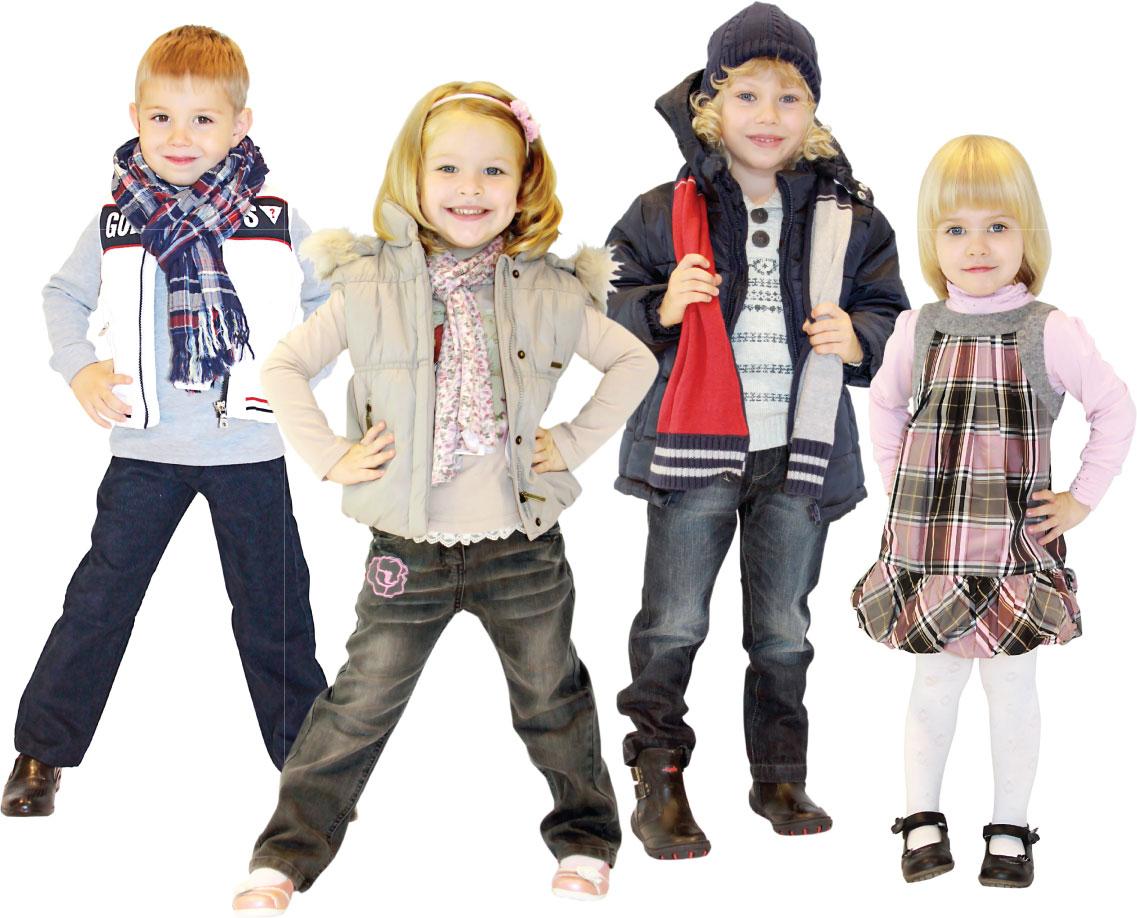 детская обувь и одежда фото