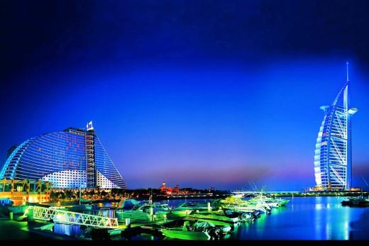 Зимний отдых в Дубаи