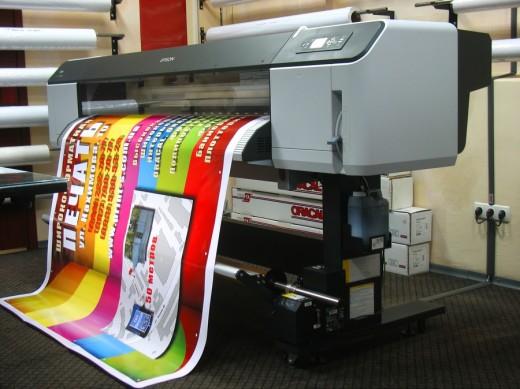 Печать баннеров как вид рекламы