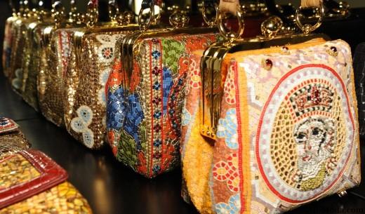 Модные сумки сезона весна-лето 2014