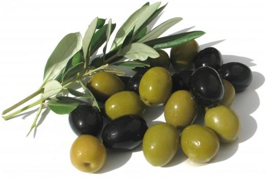 Ликбез под оливки о пользе маслин