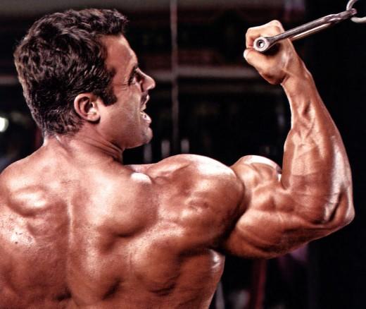 Красивое мужское тело и здоровье, что важнее?