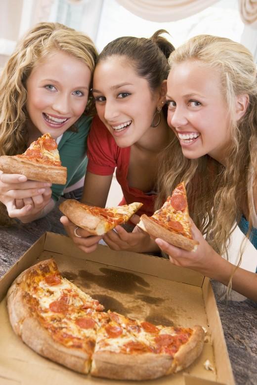 Доставка пиццы в Челябинске