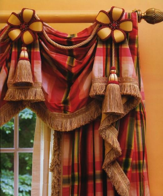 Выбрать текстиль и пошить шторы стало проще