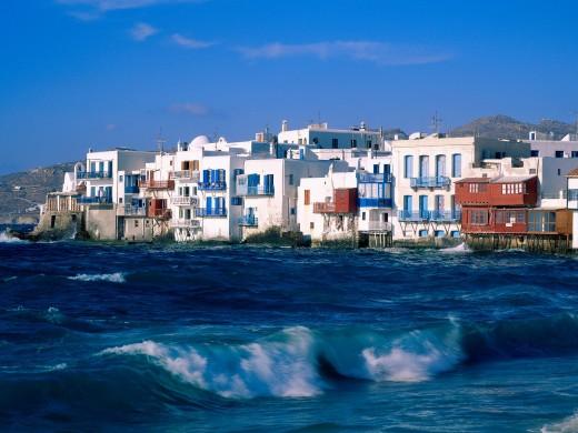 Что такое зейбекико, или Отдых по-гречески
