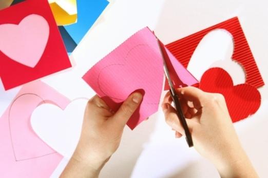 Как сделать своими руками валентинку в домашних условиях своими руками 21
