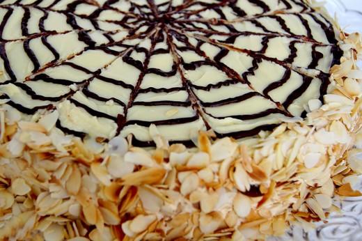 Вкусный торт к празднику
