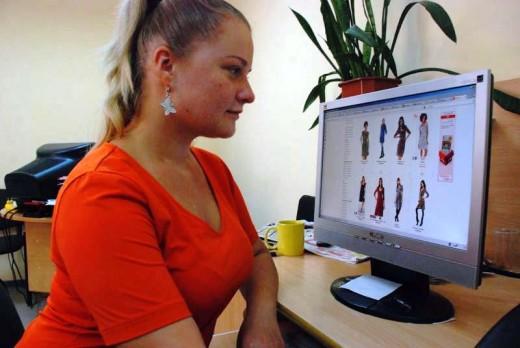 Покупаем одежду через интернет