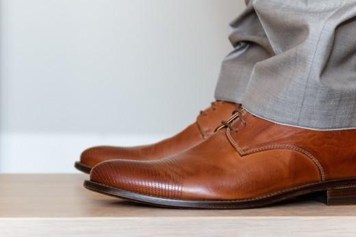 Мужская обувь для торжественных случаев