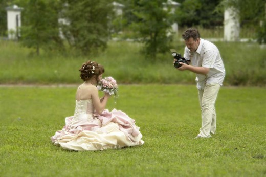 Выбираем свадебного фотографа правильно