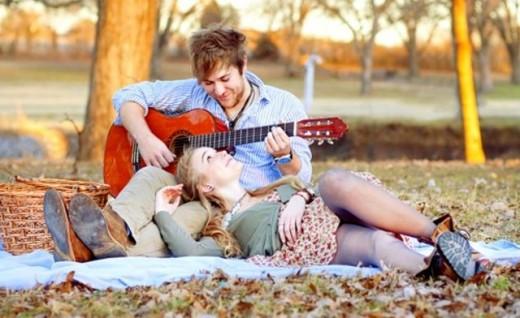 Песня - лучший подарок на День Всех Влюбленных