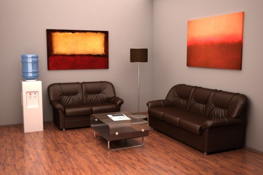 Каким должен быть хороший офисный диван?