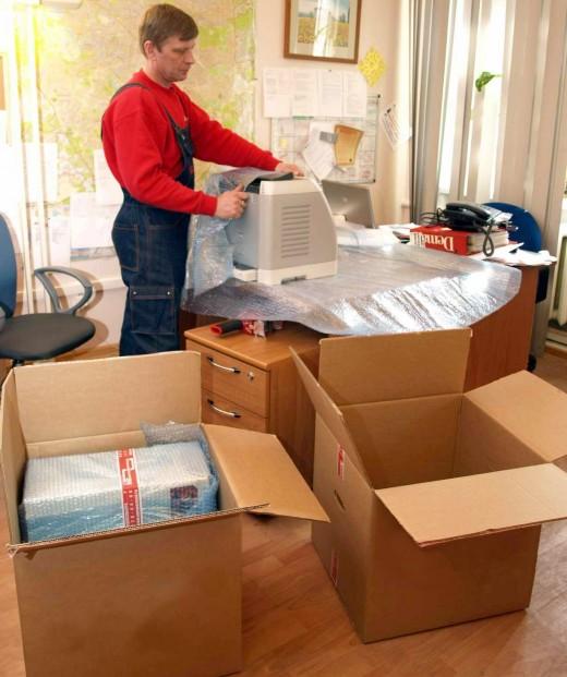 Удобные виды упаковочного материала для переезда