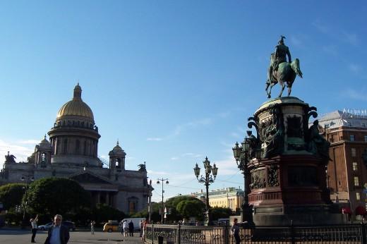 Топ достопримечательностей Санкт-Петербурга