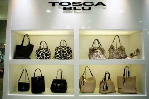 Особенности сумок от бренда Tosca Blu