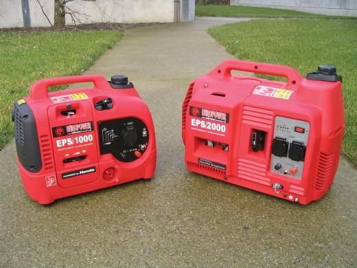 Какой лучше выбрать бензиновый генератор?
