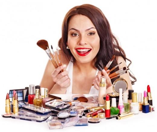 Почему парфюмерию и косметику удобней всего покупать  в Интернет?