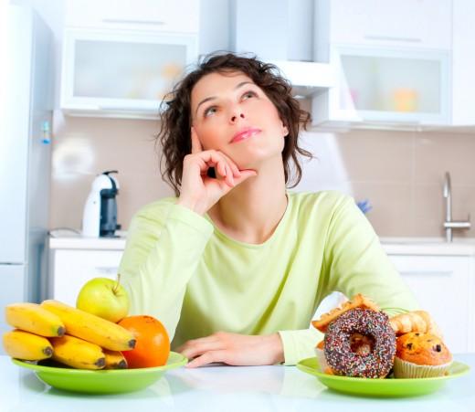 Что нельзя есть во время диеты