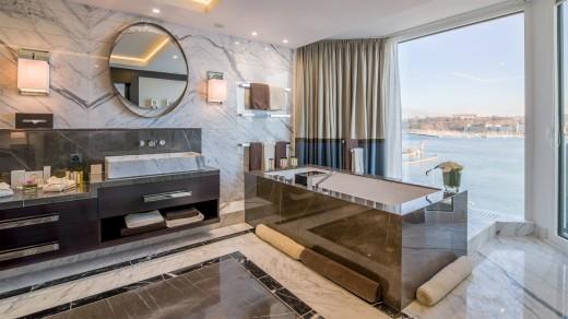 Grand Hotel Kempinski Geneva самый большой президентский сьют в Европе