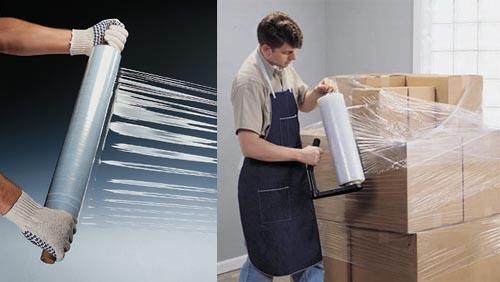 Упаковка с секретом: разновидности и применение стрейч пленки