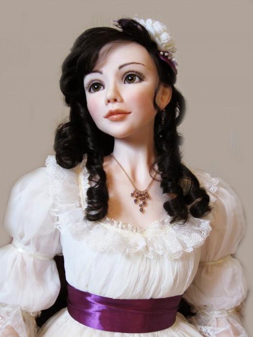 Какую полимерную глину выбрать для лепки кукол?
