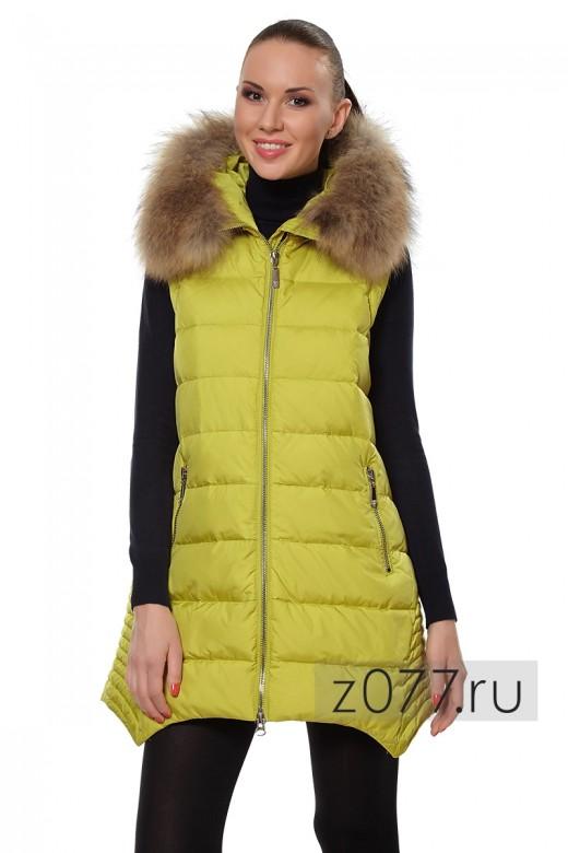 Модная зима 2015-2016: интернет-магазин z077.ru представляет женские пуховики MISS FOFO и ZLYA