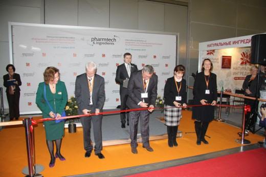 В Москве открылась крупнейшая на постсоветском пространстве выставка Pharmtech & Ingredients 2015