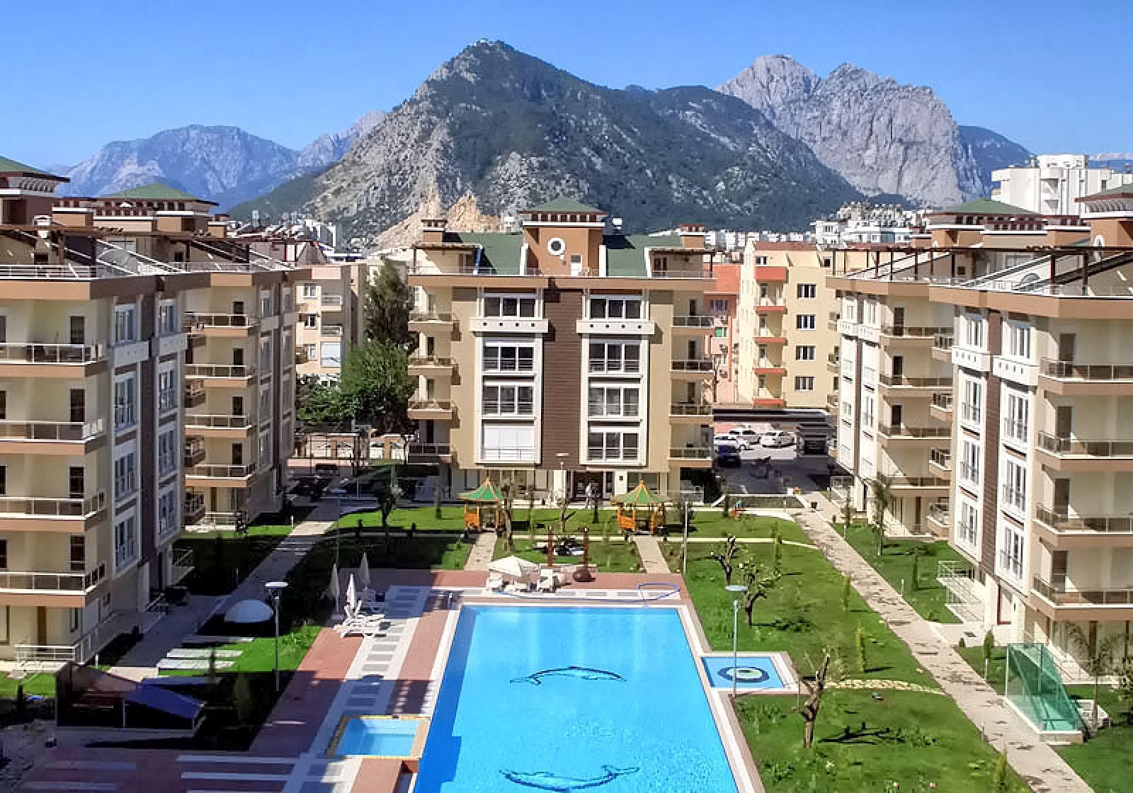 Купить однокомнатную квартиру в турции