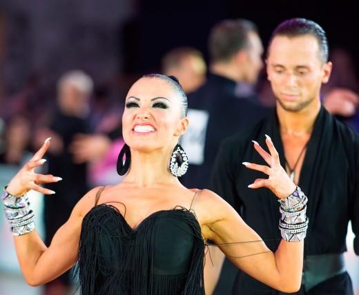 Чемпионат Европы 2016 по латиноамериканским танцам среди профессионалов
