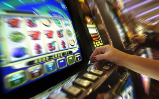 Игровой автомат как он есть