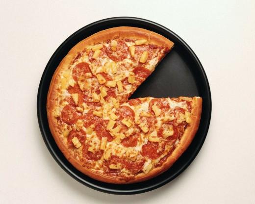 Как пицца стала популярной