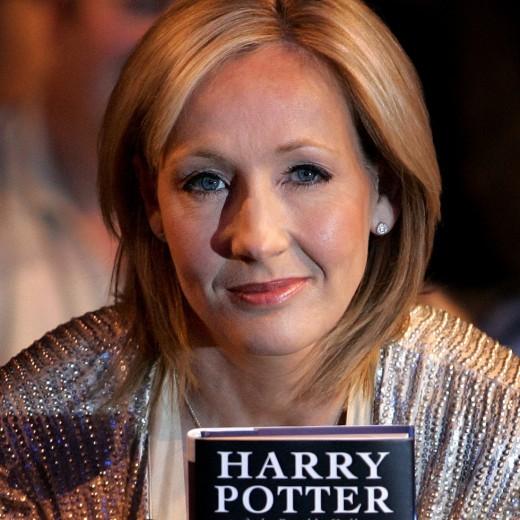 Джоан Роулинг написала четыре новых истории о вселенной Гарри Поттера