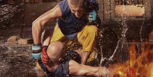 Школа боевых искусств в Киеве
