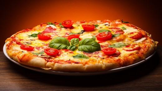 С миру по пицце, или как готовят открытые пироги в разных странах